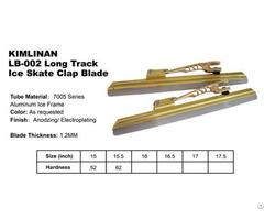 High Quality Kimlinan Lb 002 Long Track Ice Skate Clap Blade