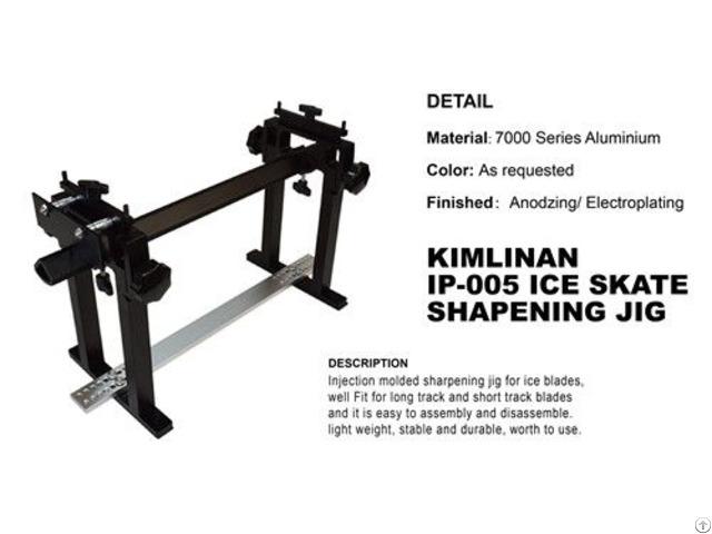 New Arrival Professional Kimlinan Ip 005 Ice Skate Shapening Jig Wholesale