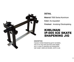 New Arrival Professional Kimlinan Ip 005 Ice Skate Shapening Jig Wholesale