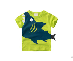 High Quality Summer Kids Clothes Cartoon Boys T Shirt