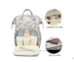 New Camouflage Multi Function Large Capacity Mummy Backpack Baby Diaper Bag