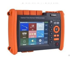 Techwin Handhold Tester Series Otdr Tw3100e For Trace Fixing