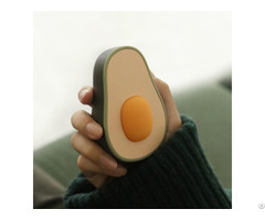 Avocado Hand Warmer With Power Bank