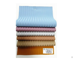 """Bh4383 Multi Color Shining Stripe Synthetic Leather 0 9mm 54"""""""