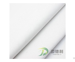 Polyester Canvas Bleached Fabric