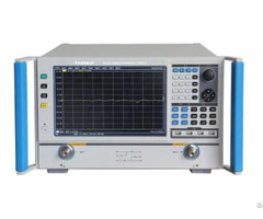 Techwin Vector Network Analyzer For Manufacturing Wireless Device