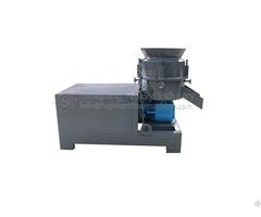 Flat Die Granulator Machine