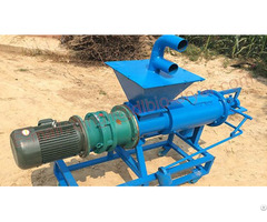 Poultry Feces Solid Liquid Separator