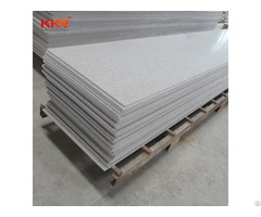 Kkr Building Artificial Stone White Acrylic Solid Surface Sheets For Countertop