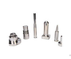 Micro Precision Grinding And Discharge Parts Non Standard Round Part Supply