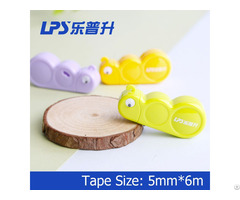 Kawaii Stationery Mini Correction Tape 6m For Student Supplies