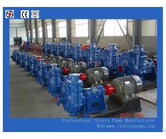 Zgb Zj Series Slurry Pump