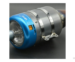 Linton X80 Dk Micro Jet Engine 1050g Rpm 50000 160000 For Aerojet Aircraft