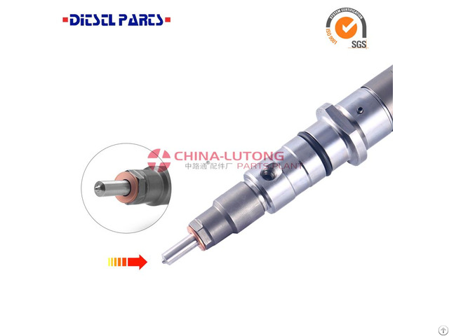 Injector Bosch Diesel 0 445 120 236 Mercedes Injectors For Sale