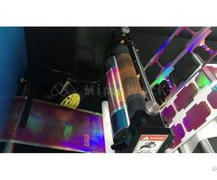 Digital Laser Die Cutting Machine