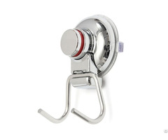 Red Warning Button 304 Stainless Steel Strong Suction Cup Holder
