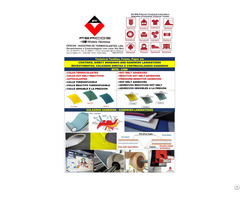 Industrial Technical Textile Hm Adhesives Coating Direct Bonding And Laminations