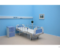 Two Crank Hospital Bed