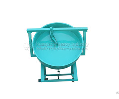 Fertilizer Granulator Machine With Disk