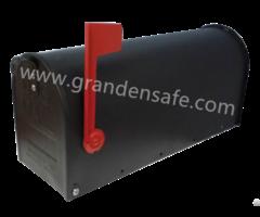 Us Style Mailbox Gul 48a