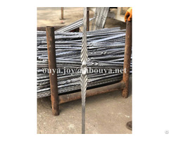 Hot Sale Ornamental Forged Hammered Iron Baluster