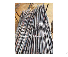High Qulity Ornamental Double Twist Iron Spindles