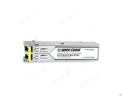 Glc Zx Sm Compatible 1000base Sfp 1550nm 80km Transceiver Module