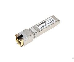 Compatible 10gbase T Sfp Copper Rj 45 30m Transceiver Module