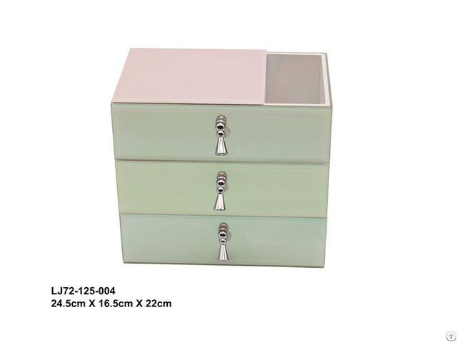 Wholesale Mirrored Jewelry Box