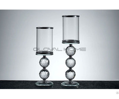 European Style Crystal Candlestick