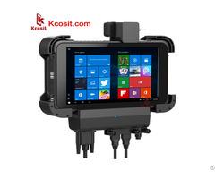 Rugged Windows Tablet Car Holder Bracket Rs232 Usb Ip67 Extrem Waterproof 8inch Ublox Gps