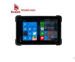 "Rugged Windows 10 Home Tablet Pc Mobile 8 "" Z8350 Cpu Wifi 3g Ip67 Waterproof Otg Gps"