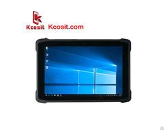 Rugged Windows 10 Waterproof Tablet Pc Outdoor Handheld Computer Barcode Scanner Reader