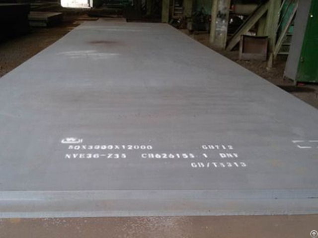 En 10025 4 S275ml Steel Plate China
