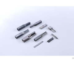 High Precision Manufacturing Tungsten Carbide Round Punches In Dongguan Plant