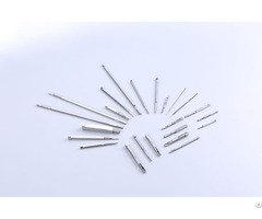 High Speed Steel Automotive Connector Mold Parts With Factory Direct Prices