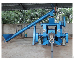 Stamping Type Biomass Briquette