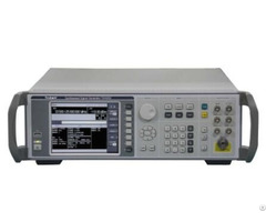 Synthesized Signal Generator For The Comprehensive Assessment