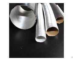 Aluminum Fiberglass Heat Reflective Corrugated Tube