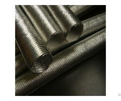 Aluminum Laminated Fiberglass Reflective Corrugated Tube