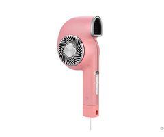 Professional Household Travel Foldeable 1400w Negative Ionic Mini Hair Dryer