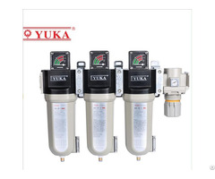 High Efficiency Precise Dt Series Compressed Air Filter