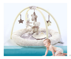 Playmats With 5 Pics Plush Toys For 0 12 Months Baby