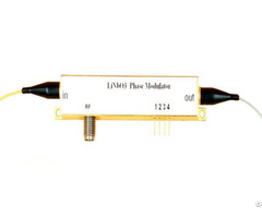 Rof Idpm Series Of Polarization Independent Electro Optical Phase Modulator