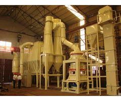 The Characteristics Of Hgm80 Superfine Powder Grinding Mill