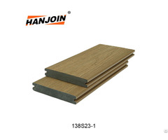 Durable Co Extrusion Wpc Solid Board Decking
