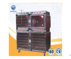 Veterinary Equipment Medical Animal Clinic Stainless Steel Dog Cage