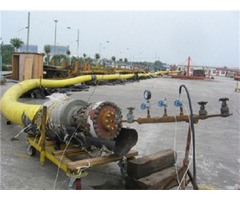 Subsea Oil Field Jumper Hose And Cable Check