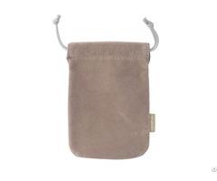 Drawstring Velvet Bag Km Veb0001