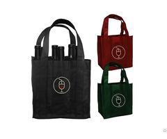 Non Woven Gift Wine Bags Km Wnb0050